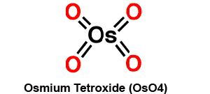 Osmium tetroxide as a reagent in organic chemistry ...